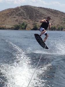jordan-wakeboarding-in-the-lake