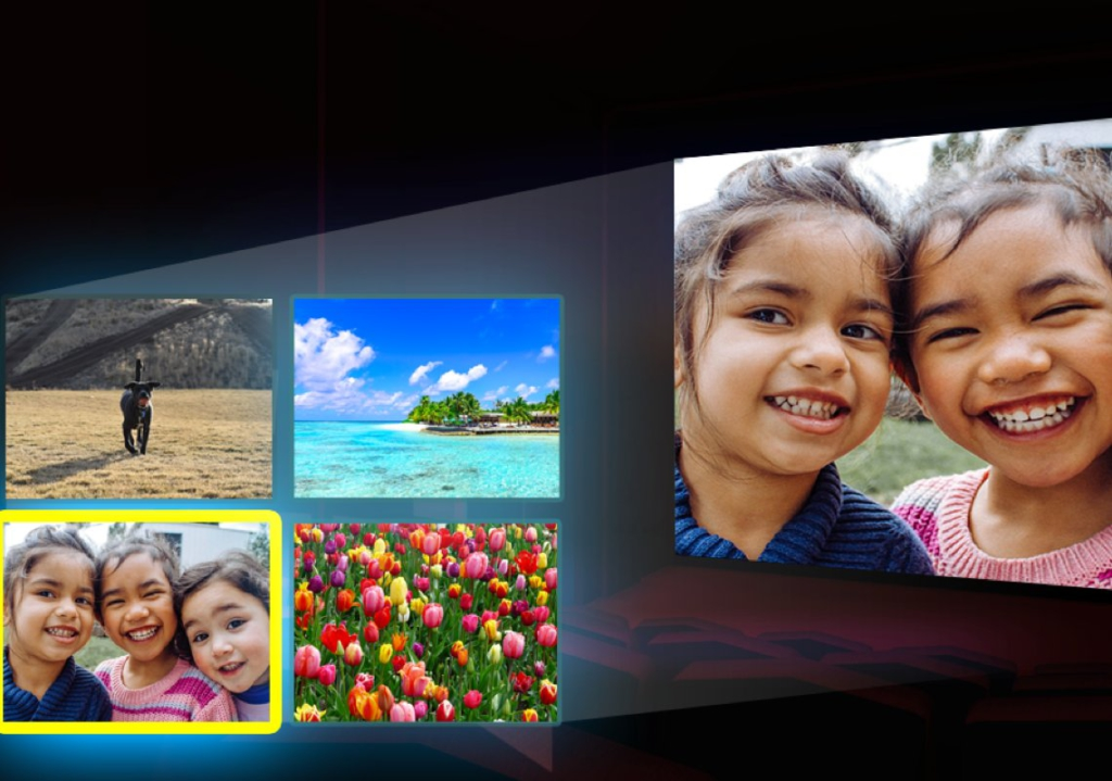 IrisVision Take and Save Photos in your Photo Gallery