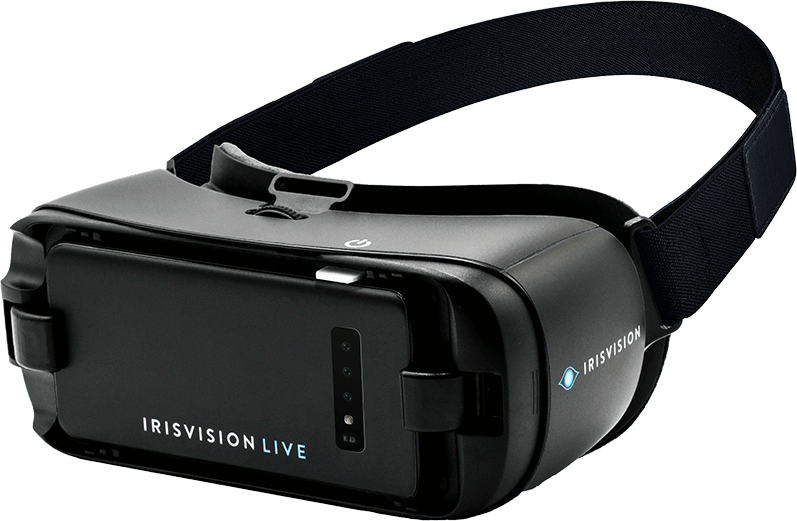 IrisVision | Wearable Low Vision Glasses