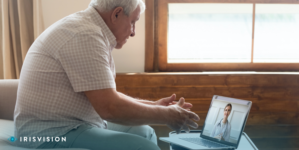 Telehealth apps for older age patients