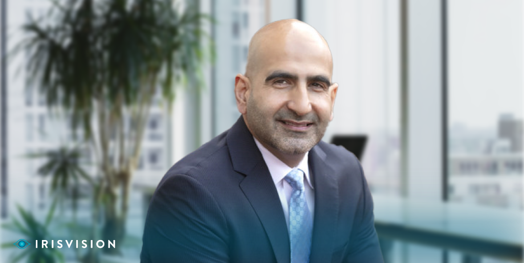 IrisVision Welcomes Naeem Kayani as President & Chief Operating Officer