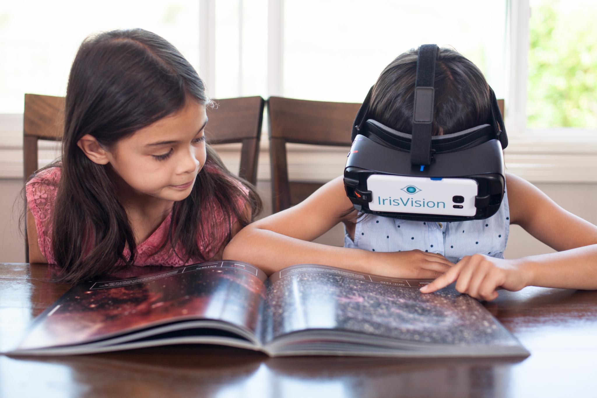 Juvenile Macular Degeneration Glasses for children