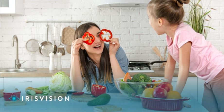 Protect your eye naturally through routine eye exams and eye screenings